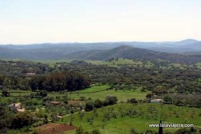 Parque Natural Sierra de Aracena, Huelva