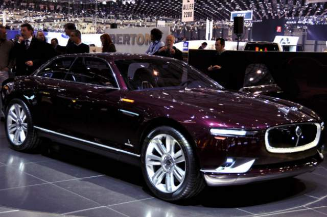 The Jaguar XJ 2016 Outside Persists From 2015 For The Most Part Unaltered.  The Strong Grille Is More Upright And Significantly Bigger Than A Year Ago  And ...