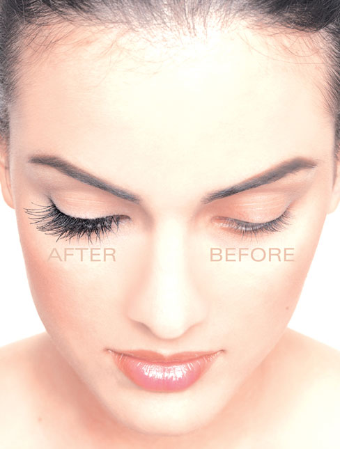 how to make eyelashes curl and stay curled