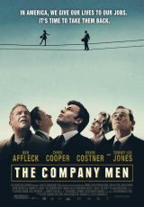 "Carátula del DVD ""The Company Men"""
