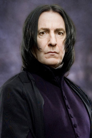 Jan Finnell is Over the Top: Honoring Severus Snape!