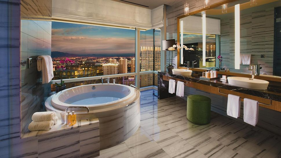 Aria sky suites las vegas indonesian passions for luxury for Sky design hotel