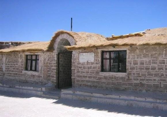 فندق الملح في بوليفيا 9