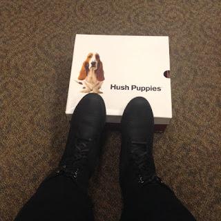 Hush Puppies Fidda Maisie