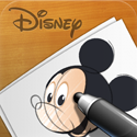 Disney Creativity Studio App iTunes App Icon Logo By Disney - FreeApps.ws