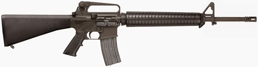 Full metal jacket fuzil ar 15 m 16 o cl 225 ssico rifle dos estados