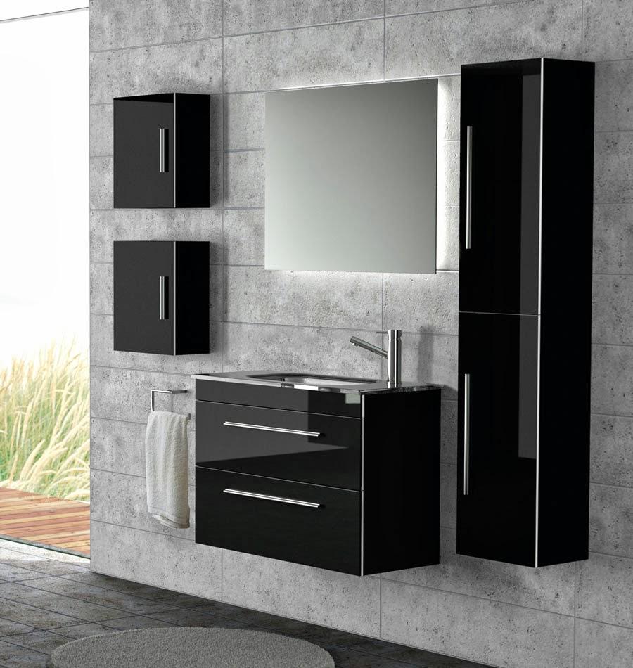 Mueble ba o fondo reducido 35 tu cocina y ba o - Lavabos con muebles ...