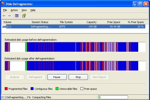 Best Free Disk Defrag Software - Smart Defrag by IObit