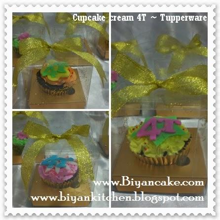cupcake souvenir tupperware