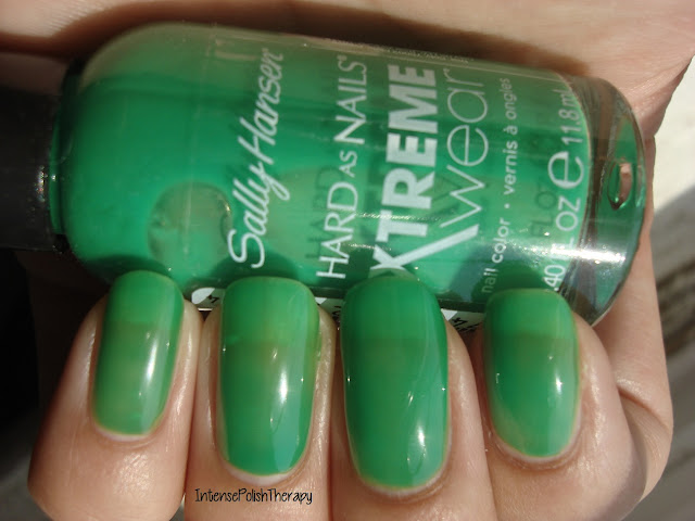 Sally Hansen - Tan Lime