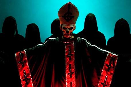 Ghost ( A melhor banda dos últimos tempos, na minha opinião ) Ghost