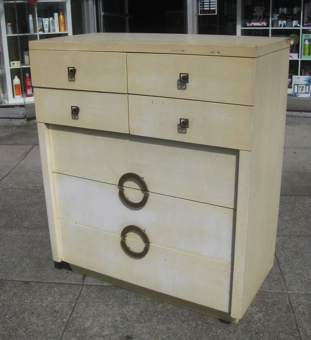 Uhuru furniture collectibles sold mid century bedroom for Mid century bedroom furniture