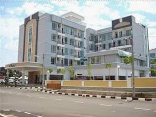 Hotel 3 Bintang di Penang - De Garden Hotel Butterworth