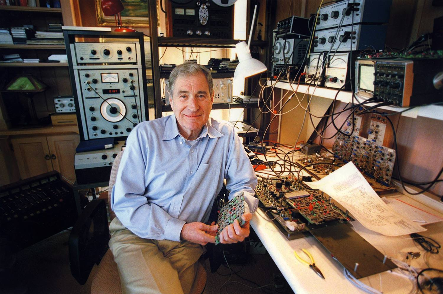 Ray Dolby Passed Away
