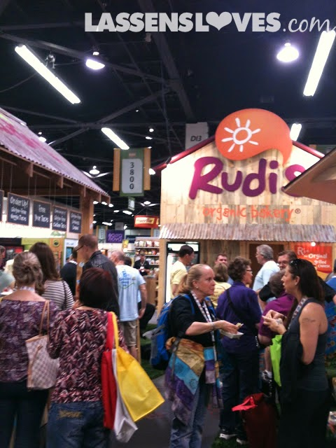 natural+products+expo+west, expo+west, Rudi's+Bakery