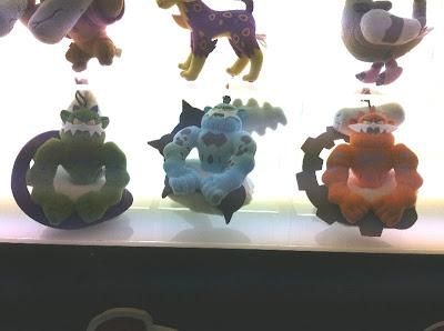 My Pokemon Collection Set E in March 2012 Banpresto