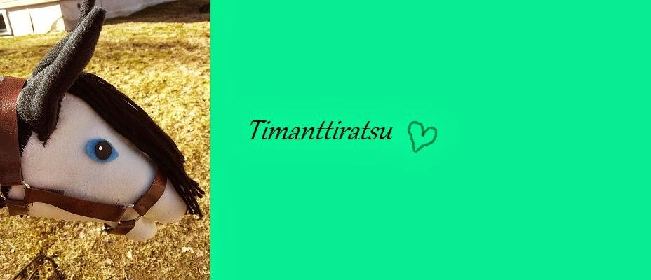 Timanttiratsu