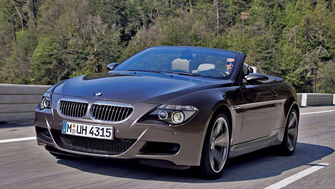 BMW Car HD Wallpaper 2