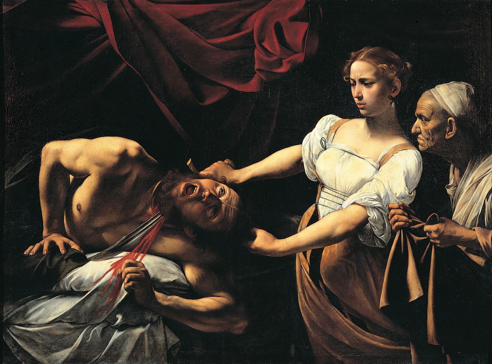 Bildergebnis für Judith und holofernes