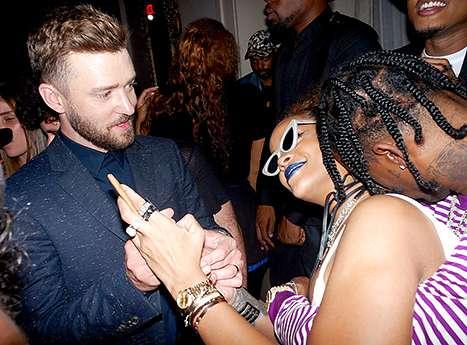 Rihanna Now Dating