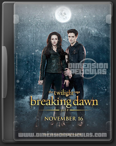 The Twilight Saga: Breaking Dawn Part 2 (DVDRip Español Latino) (2012)