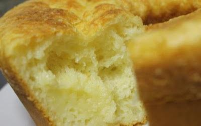 Bolo Pao de queijo