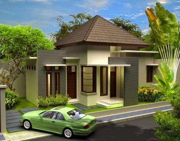 contoh model rumah minimalis 5