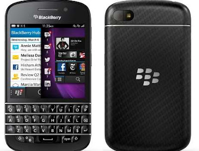 blackberry 4g lte