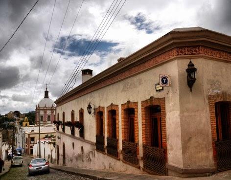 Mineral de Pozos - Guanajuato