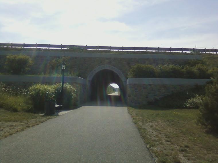 Pere Marquette Bike Trail