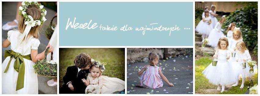Dzieci na Twoim weselu!