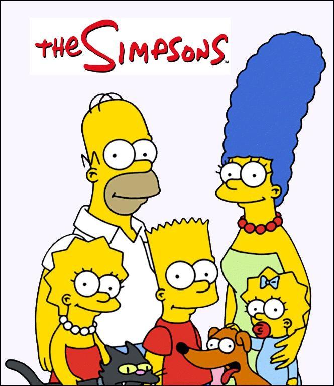 Los Simpsons, mi programa favorito!!!