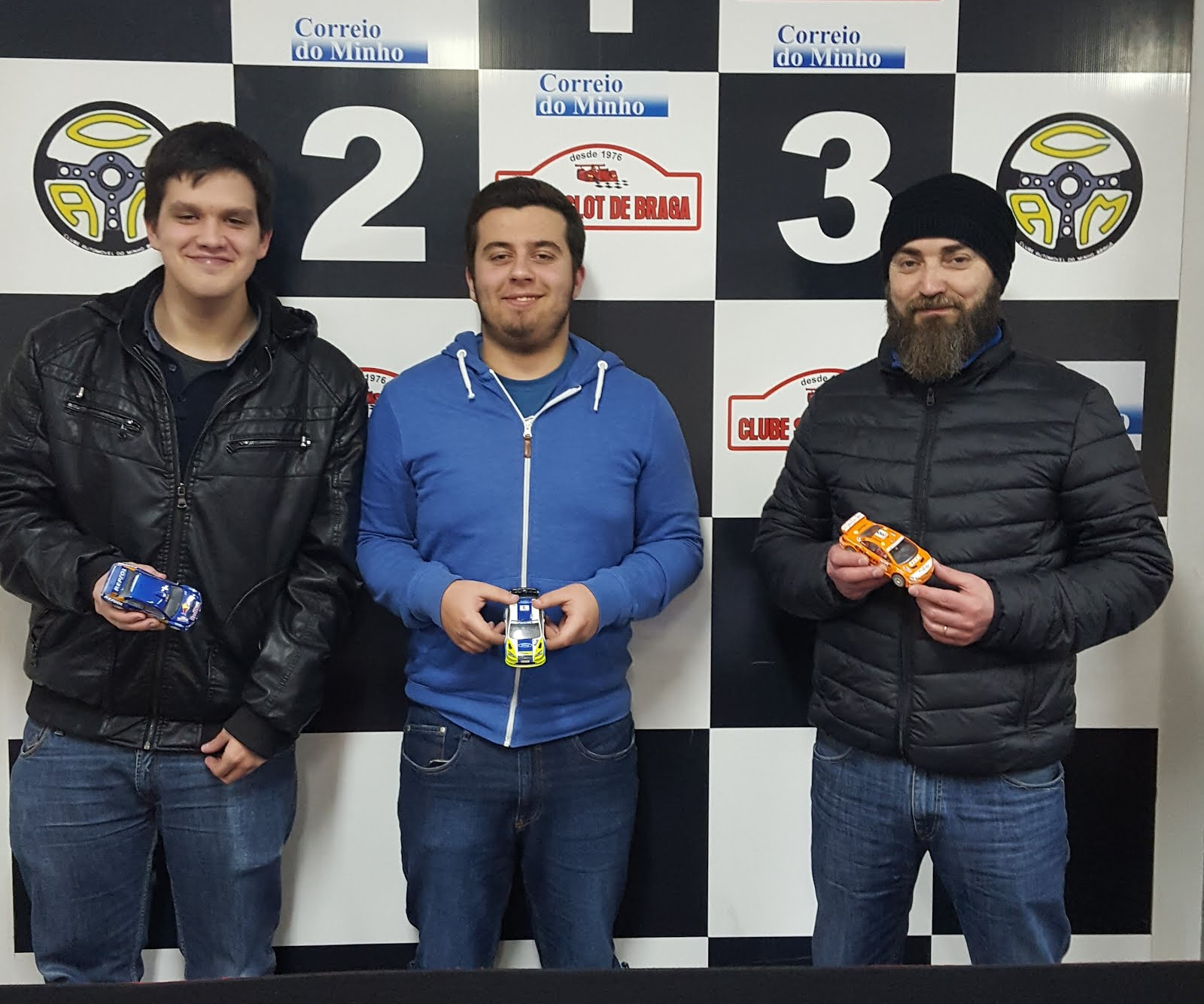 Troféu Andros 2018 - Grupo 4x4