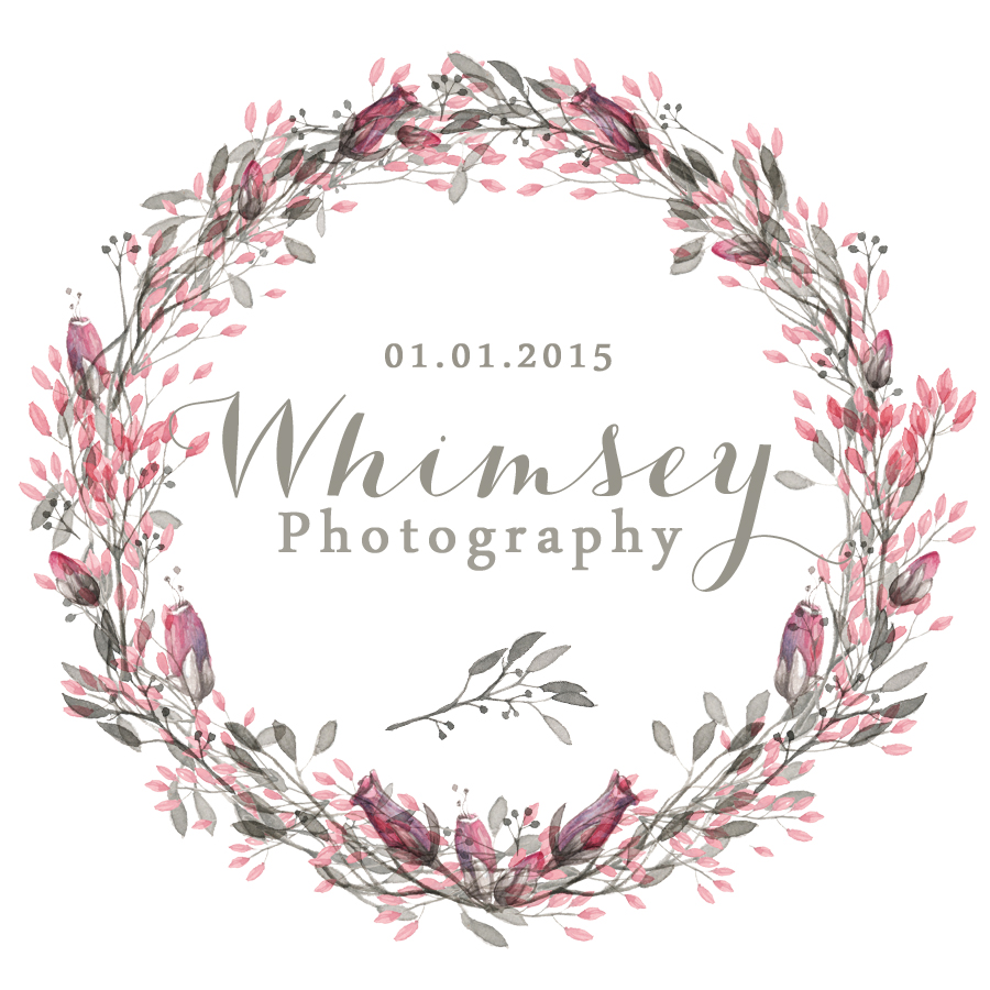 Whimsey Photography Website