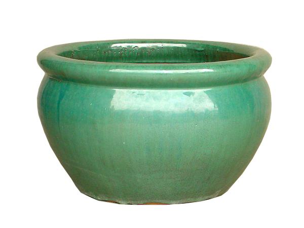 outdoor ceramic pot basic outdoor ceramic pot