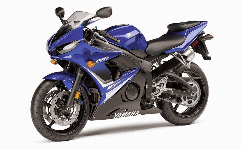 Yamaha r6s