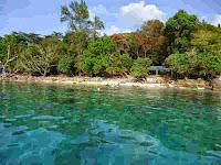 Rubiah Island Surganya Para Penyelam
