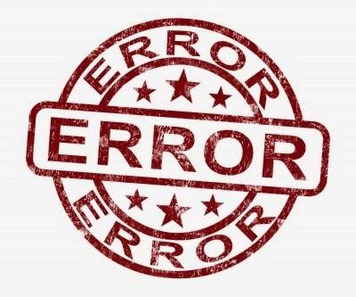 Error en LinkedIn