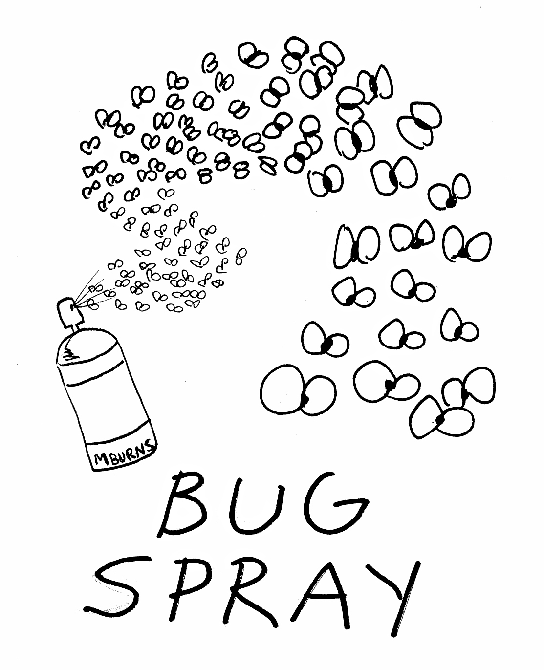 spray can coloring pages - photo#35