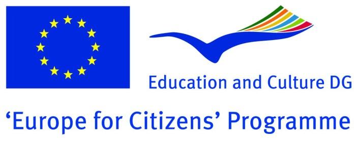 Progetto programma europeo Cittadini per l'Europa.