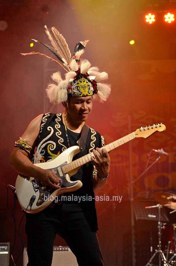 YK Samarinda Borneo Jazz