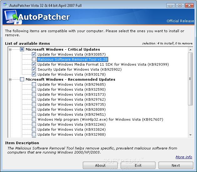 Критические Патчи С Windows Update