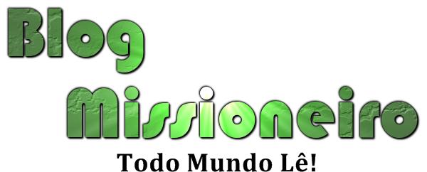 BLOG MISSIONEIRO