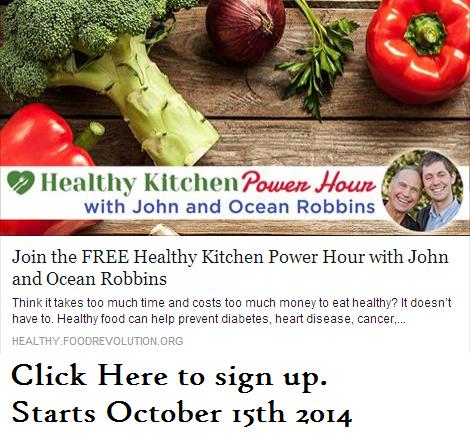 Healthy Kitchen Power Hour