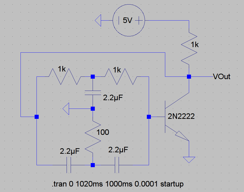Learning Electronics The Twin T Filter About Circuit