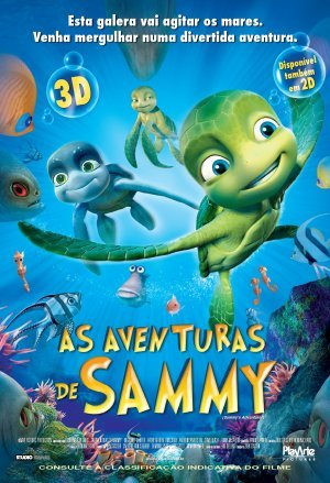 Filme As Aventuras de Sammy   Dublado