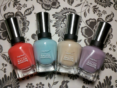 Sally Hansen Tracy Reese 2011