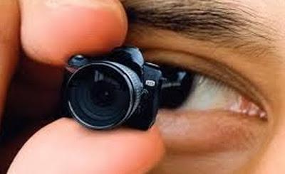 Kamera CCTV tersembunyi