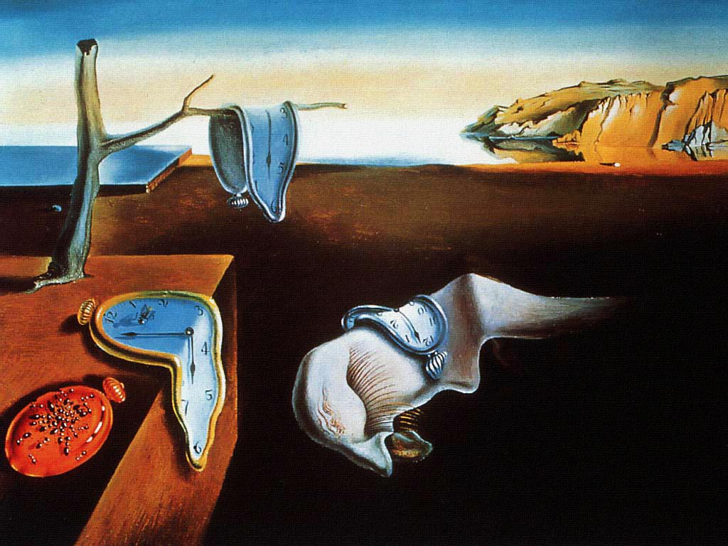 Salvador Dali on Simple Drawings Houses In Modern Days