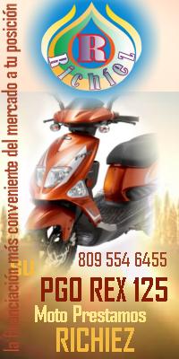 Scooter RICHIEZ Motoprestamos